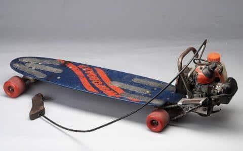 Skateboard longboard motor elektrisk electric