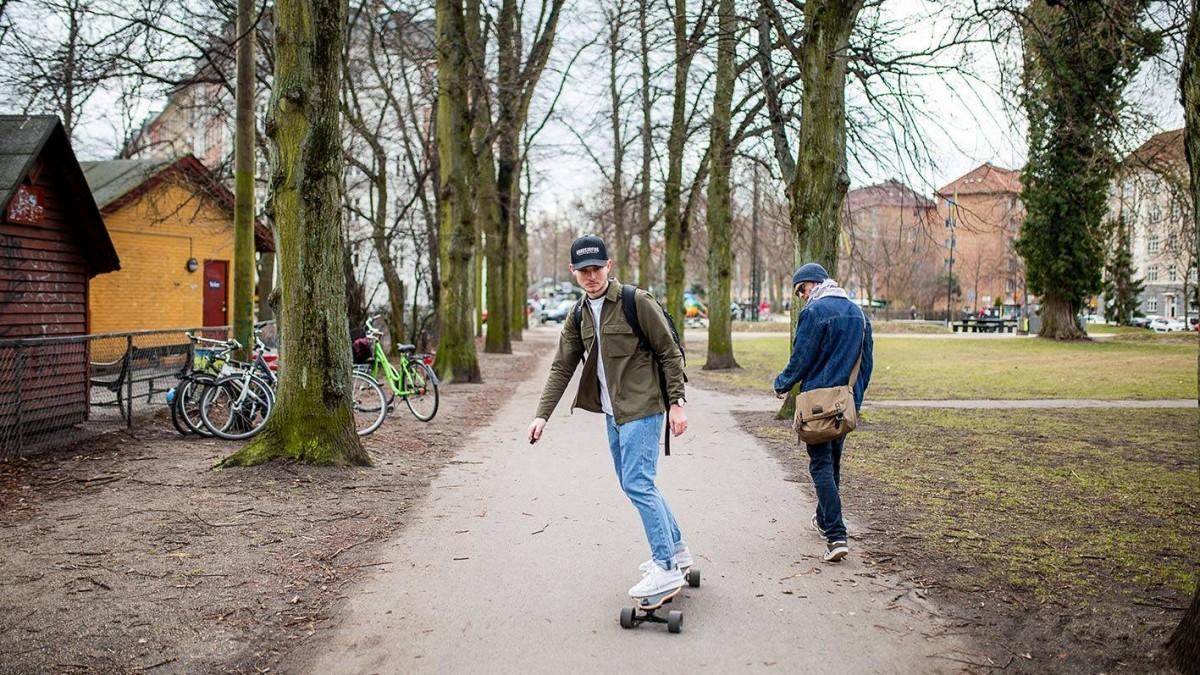 Eboard Roadsurfing elektrisk skateboard electric longboard esk8