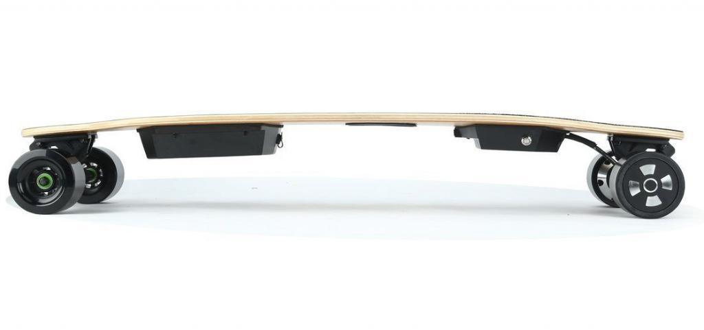 RoadSurfing Elektrisk skateboard longboard electric battery batteri danmark dansk board