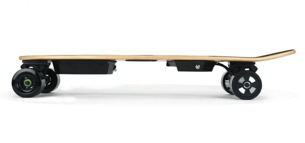 RoadSurfing elektrisk skateboard longboard kicktail bedste motor fjernbetjening