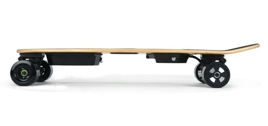 RoadSurfing elektrisk skateboard longboard kicktail bedste motor fjernbetjening billig pris design bedst
