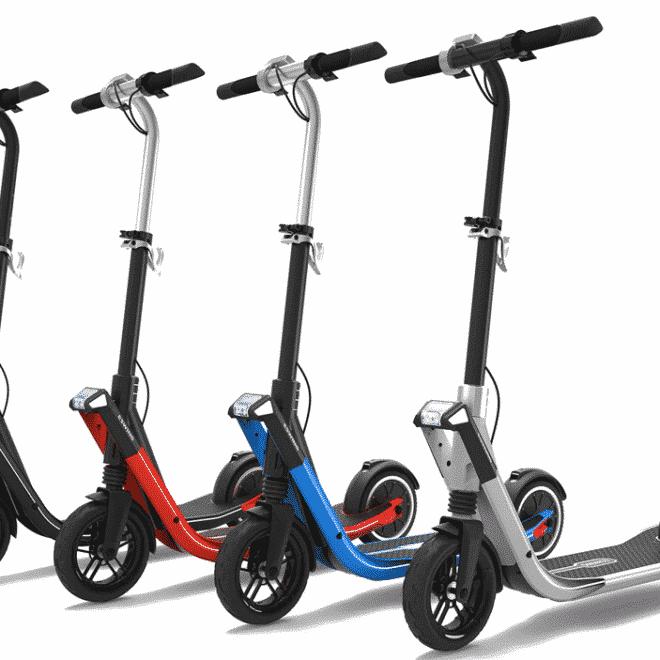 Elektrisk løbehjul el scooter electric roadsurfing xiaomi ninebot segbot