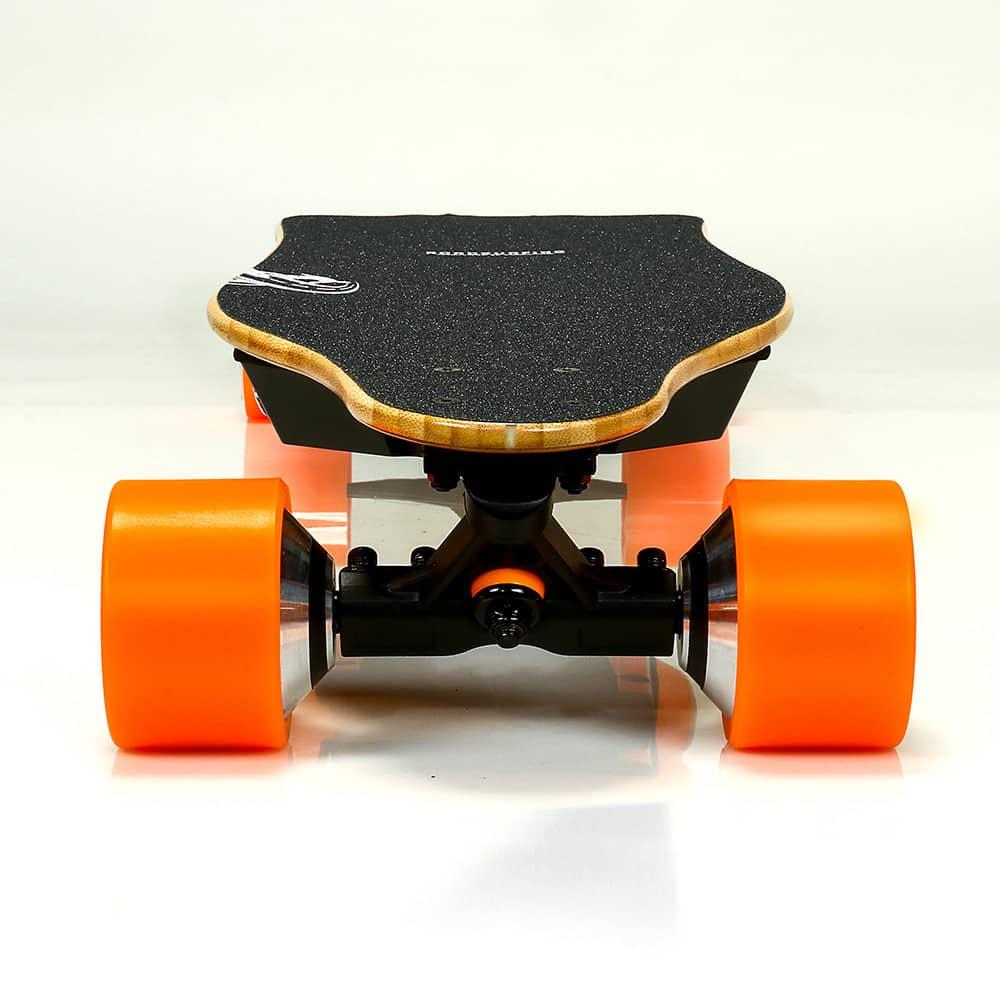 Elektrisk skateboard roadsurfing