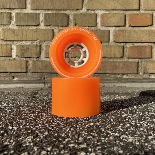 RoadSurfing hjul wheels 78a elektrisk skateboard hub belt
