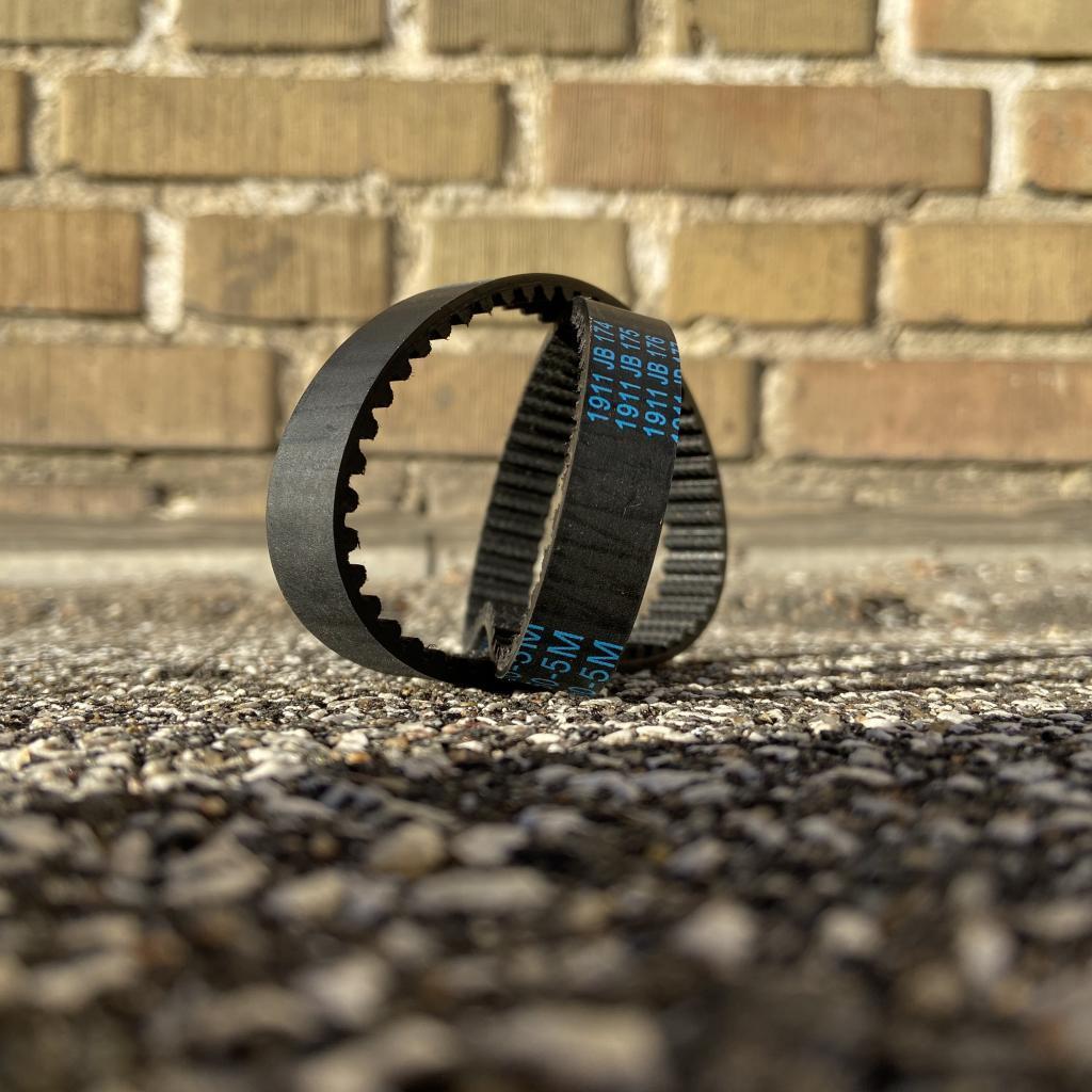 RoadSurfing bælter belts elektrisk skateboard belt motor