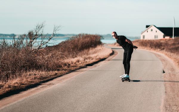 Roadsurfing board